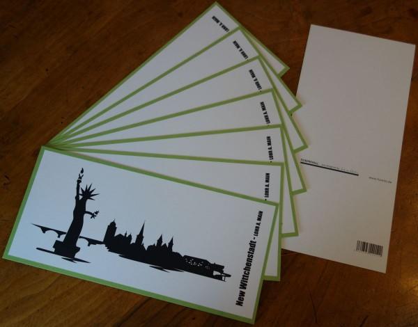NewWittchen Postkarte